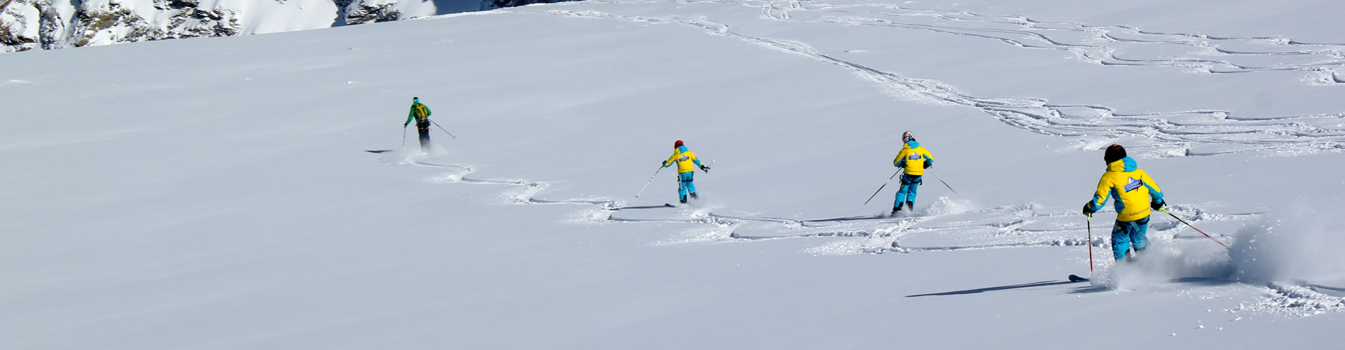 Zermatt - Freeride kids